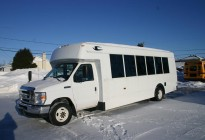 Minibus Commercial Ford MB-IV  2016