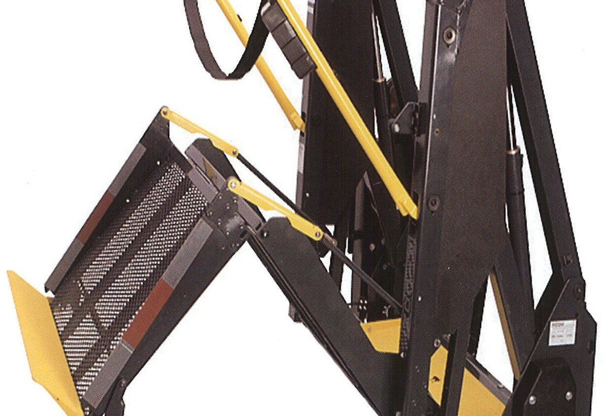 Ricon hydraulic lift