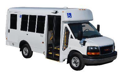 Designed for special needs transportation services