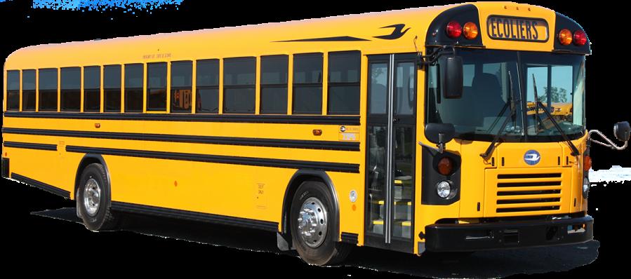 Blue Bird Bus >> Blue Bird School Bus Tx4 Girardin Blue Bird