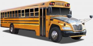 New vehicles - Girardin Blue Bird